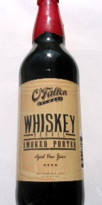 Whiskey Barrel Smoked Porter