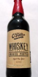 Whiskey Barrel Smoked Porter