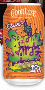 G. Love's Special Sauce IPA- The Danky Dankster