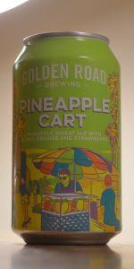 Pineapple Cart