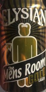 Men's Room Gold Lager
