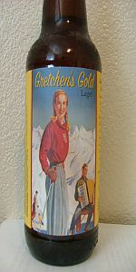 Gretchen's Gold Lager