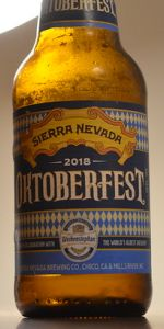 Sierra Nevada Oktoberfest - Weihenstephan Collaboration (2018)