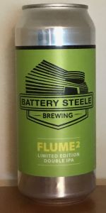 Flume^2 | Battery Steele Brewing | BeerAdvocate