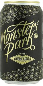 Monsters' Park- Nitro Bourbon Barrel Aged with Coffee