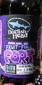 Bourbon Barrel-Aged Fruit-Full Fort