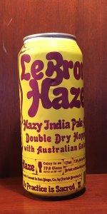 LeBron Haze
