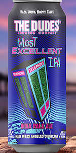 Most Excellent IPA