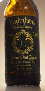 Barrel Aged Cherry Oud Bruin