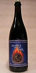 Smoke From The Oak (Wine Barrel Aged)