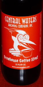 Brewhouse Coffee Stout