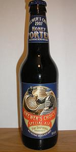 Shipyard Brewer's Choice Special Ale 2007 (Honey Porter)