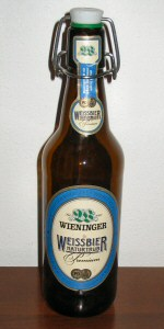 Wieninger Weissbier Naturtrub