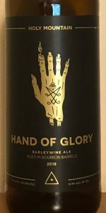Hand Of Glory (2018)
