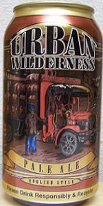 Urban Wilderness Pale Ale