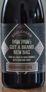 Paw Paw's Got A Brand New Bag