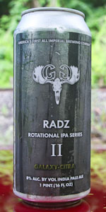 Radz Rotational IPA Series II