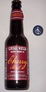 Brewer's Reserve Bourbon Cherry Stout