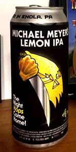 Michael Meyer's Lemon IPA