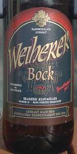 Weiherer Bock