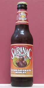Saranac Pomegranate Wheat