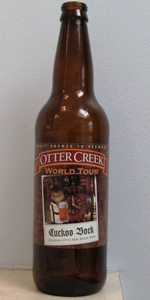 Otter Creek World Tour: Cuckoo Bock