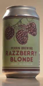 Razzberry Blonde