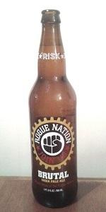 Brutal Bitter Ale