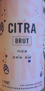 Rinse / Repeat - Brut IPA With Citra