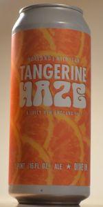 Tangerine Haze   Big Lake Brewing   BeerAdvocate