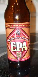 CB's English Pale Ale