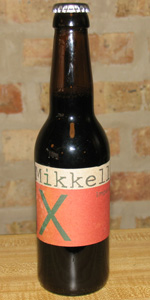 X Imperial Stout