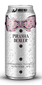 Piranha Dealer Milkshake IPA