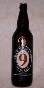 Olde Richmond Batch No. 9 Red Ale