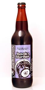 Backburner (Imperial Barley Wine Style Ale)