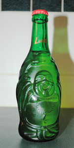 Lucky Buddha Enlightened Beer