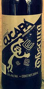 Obscura American Brown Ale
