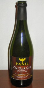 Panil The Black Oak