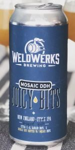 Juicy Bits - Double Dry-Hopped With Mosaic