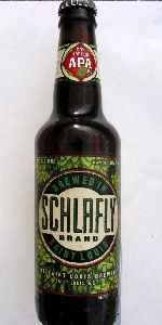 Schlafly Dry-Hopped American Pale Ale