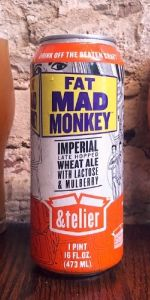 Carton / Interboro - Fat Mad Monkey