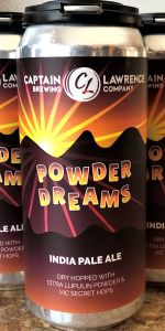Powder Dreams - Citra Lupulin Powder & Vic Secret Hops