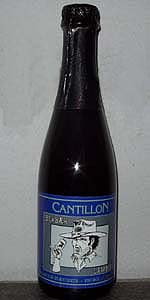 Cantillon Blåbær Lambik