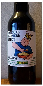 Ringneck Imperial Oatmeal Stout