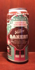 Bakery: Coconut Macaroon