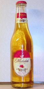 Michelob Ultra Fruit Pomegranate Raspberry Anheuser