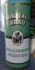 Kurpfalz Bräu Kellerbier