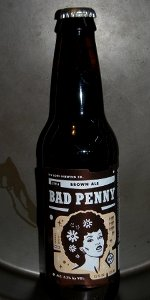 Bad Penny Brown Ale