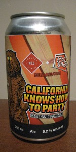 California Knows How to Party