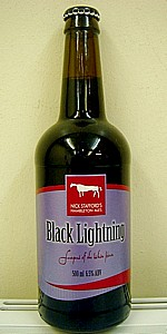 Hambleton Black Lightning